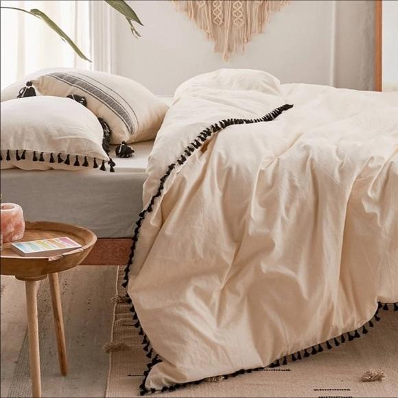 Urban Outfitters Bedding Duvet Shams Twin Xl Nwt Poshmark